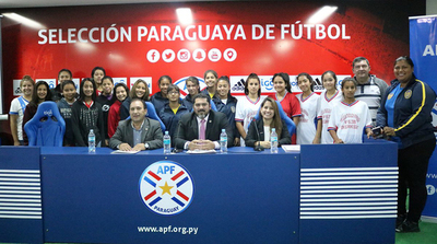La APF lanzó su Liga de Desarrollo de Fútbol Femenino Sub 14 y Sub 16.