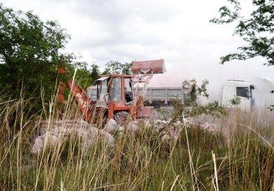 Exigen analizar residuos químicos arrojados en área del lago Ypacaraí