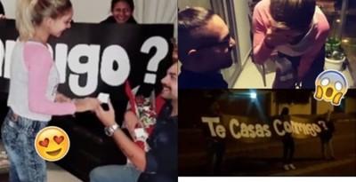 Mariela Bogado Fue Sorprendida Con Una Tremenda Petición De Matrimonio