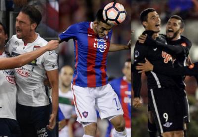 Semana definitoria en la Sudamericana