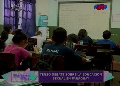 Tenso debate sobre la educación sexual en Paraguay