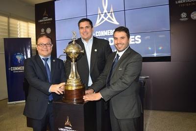 Se realizó el sorteo de la Copa Conmebol Libertadores Femenina
