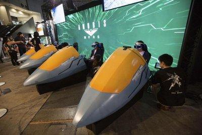 Tokyo Game Show rendido a los eSports