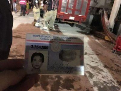 Encontraron sin vida al paraguayo desaparecido en terremoto de México