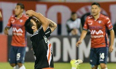 River Plate va por el milagro ante el sorprendente Jorge Wilstermann
