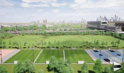 Villa Deportiva será un beneficio para el país
