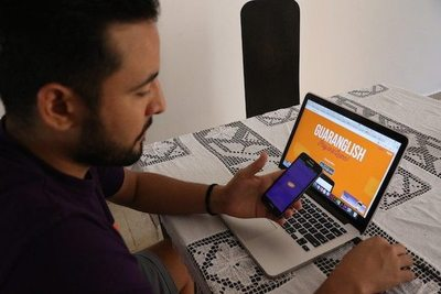 ¡Hello, mba'éteko! Creó app para aprender inglés desde el guaraní
