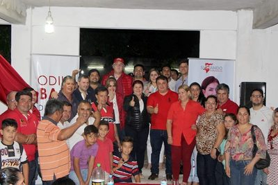 Anuncian lanzamiento de candidatura de Odila Báez