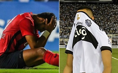 """Cerro y Olimpia, entre los más """"humillados"""" en la Libertadores"""