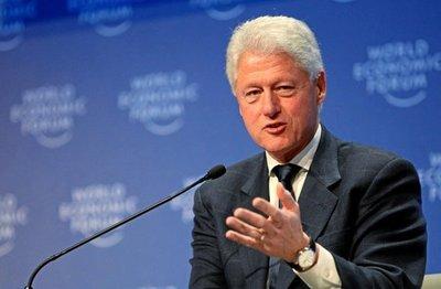 Novela de Bill Clinton será serie