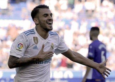Sin Romero, Alavés cae ante el Real Madrid