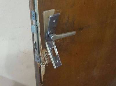 Entraron a robar en un humilde colegio