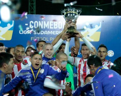 Liga Sudamericana: la Copa se queda en casa