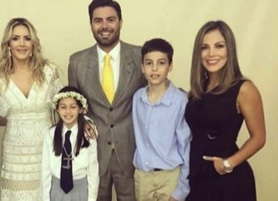 Maga Páez y la ex de su marido