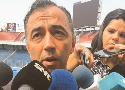 Fiscal pide a la APF suspensión para hinchas de Guaraní