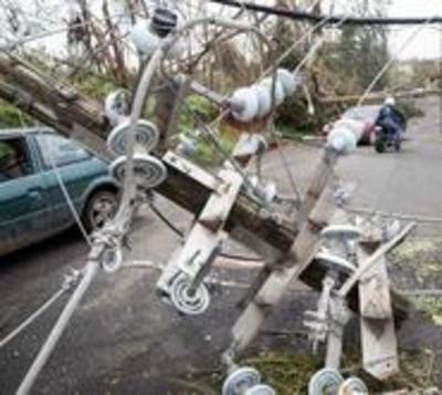 Recién en 4 meses todo Puerto Rico volverá a tener energía eléctrica