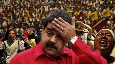 """Sanciones de EE UU es """"terrorismo político"""" para Venezuela"""