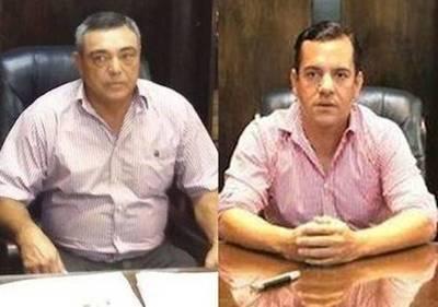En oficina paralela, Oscar Chávez comienza a gobernar el Guairá