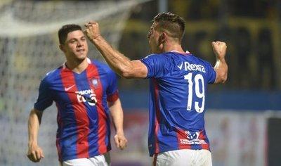 Fecha 10: Del primer gol de Tacuara al hat trick de Diego Churín