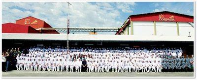 55 años de Pechugón: una historia de trabajo y éxito