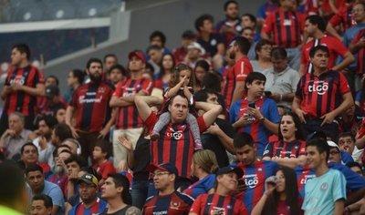 Precios de entradas para el compromiso Capiatá-Cerro