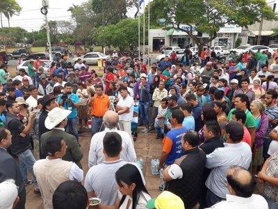 """""""Sintechos"""" amenazan con cerrar la frontera"""