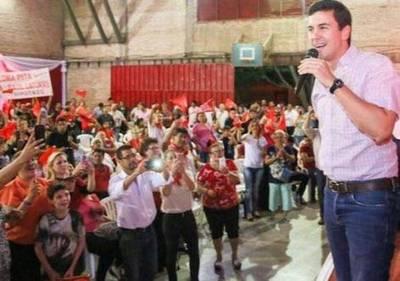 """""""En diciembre no solo vamos a elegir candidatos, sino un nuevo Paraguay"""""""
