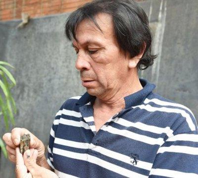 Inédito: Hallan una muela fosilizada de caballo prehistórico en Asunción