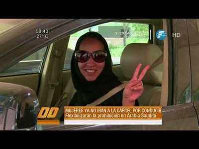 Mujeres de Arabia Saudita ya podrán conducir