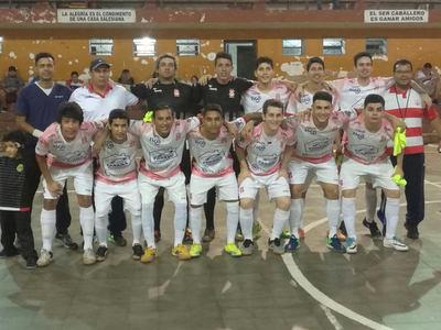Esta noche amplia programación de Primera e Intermedia de Futsal