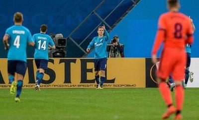 El Zenit ahonda la crisis de la Real Sociedad