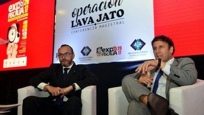 """""""Caiga quien caiga"""" es el lema de la emblemática Operación Lava Jato"""