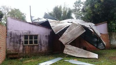 Varias zonas del país siguen sin energía eléctrica tras temporal