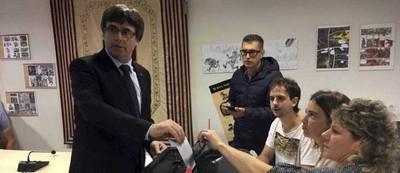 El gobierno catalán da como válido resultado de votación