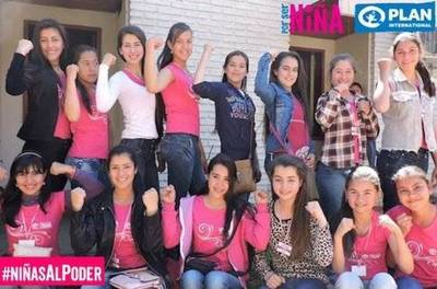 #NiñasAlPoder: Paraguay tendrá ministras, directoras y presidentas por un día
