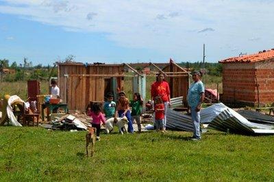Temporal dejó más de 3.000 familias damnificadas, según reporte de la SEN