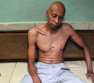 Federico se solidariza con el disidente cubano Guillermo Fariñas