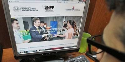 SNPP HABILITA INSCRIPCIONES PARA CURSOS ONLINE DE INFORMÁTICA, IDIOMAS Y EMPRESARIALES