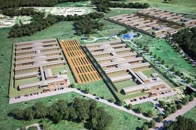 Mejores condiciones y más cárceles propone Justicia con ampliación presupuestaria