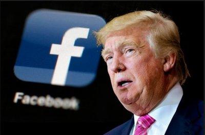 Anuncios rusos en Facebook en estados que ganó Trump