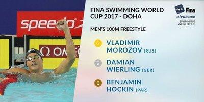 Benji Hockin es bronce en Circuito Mundial