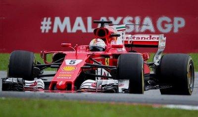 Vettel podrá utilizar en Japón misma caja de cambios