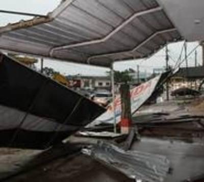 Diputados declaran emergencia en departamentos afectados por temporal