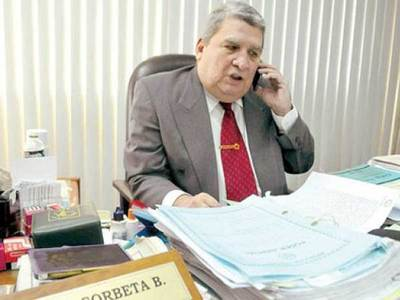 Corbeta seguirá como juez del caso Rodrigo Quintana