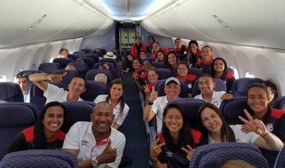 Santa Fe viaja a Paraguay para jugar su primera Libertadores femenina