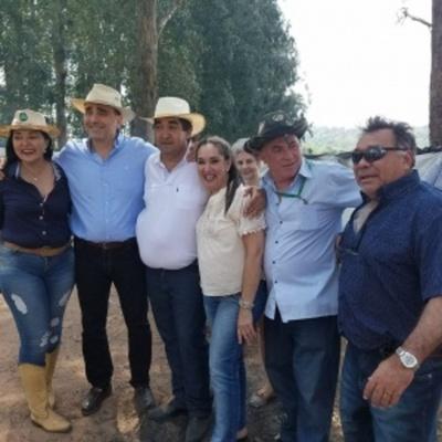 Candidato liberal será Mateo, asegura Llano