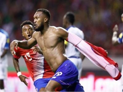 Costa Rica ganó y sacó boleto para Rusia 2018.