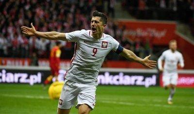 Lewandowski sentencia el pase de Polonia al Mundial
