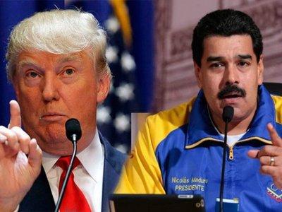 Maduro agradece a Trump por hacerlo famoso