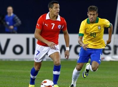 Chile, por un paso clave en Brasil